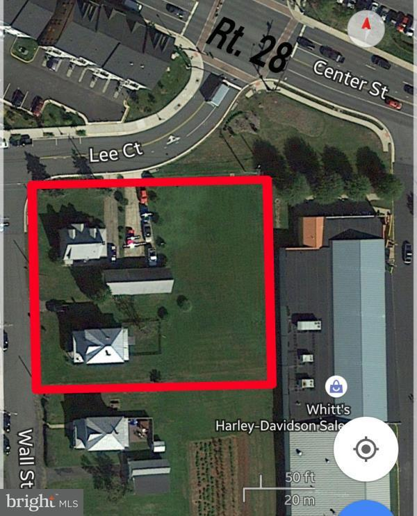 Land for Sale at 9505 Lee Ave And Wall Street 9505 Lee Ave And Wall Street Manassas, Virginia 20110 United States