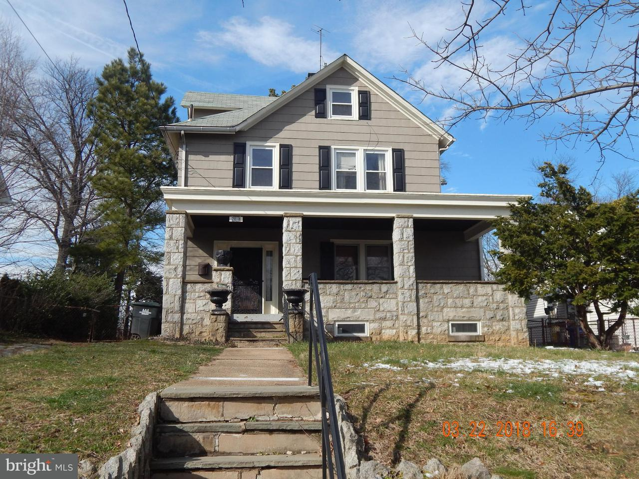 Single Family for Sale at 2018 Evarts St NE Washington, District Of Columbia 20018 United States