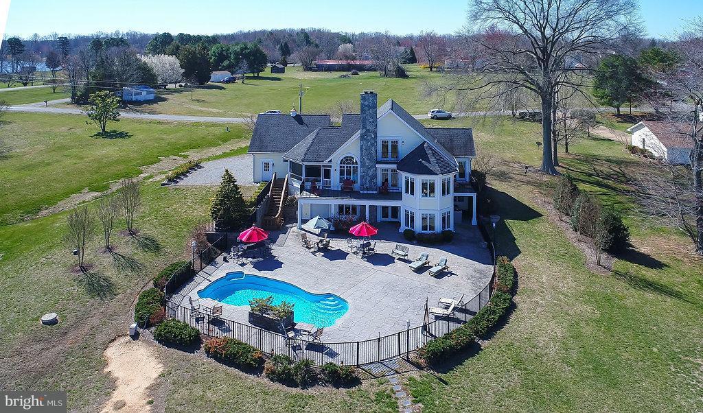 Einfamilienhaus für Verkauf beim 72 Lake Court 72 Lake Court Bumpass, Virginia 23024 Vereinigte Staaten