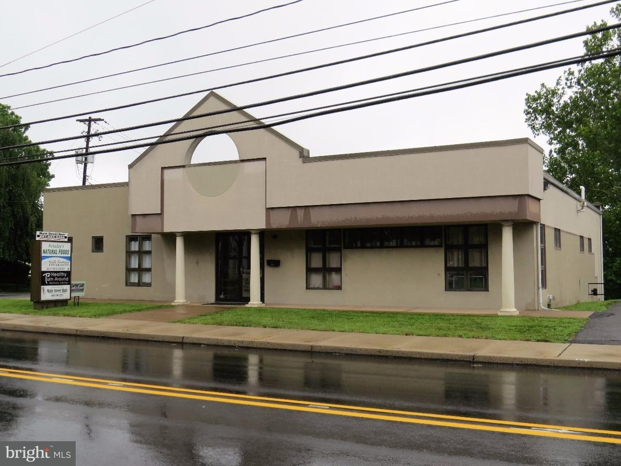 Maison unifamiliale pour l Vente à 570 MAIN Street Pennsburg, Pennsylvanie 18073 États-Unis