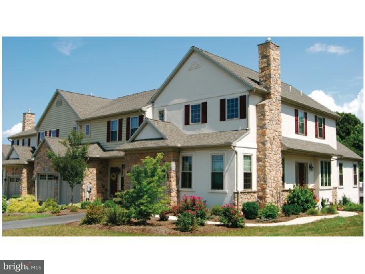联栋屋 为 出租 在 318 SWEETWATER PATH Cochranville, 宾夕法尼亚州 19330 美国