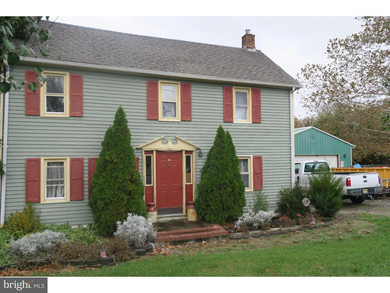 Einfamilienhaus für Verkauf beim 6 BUNTING BRIDGE Road Cookstown, New Jersey 08511 Vereinigte Staaten