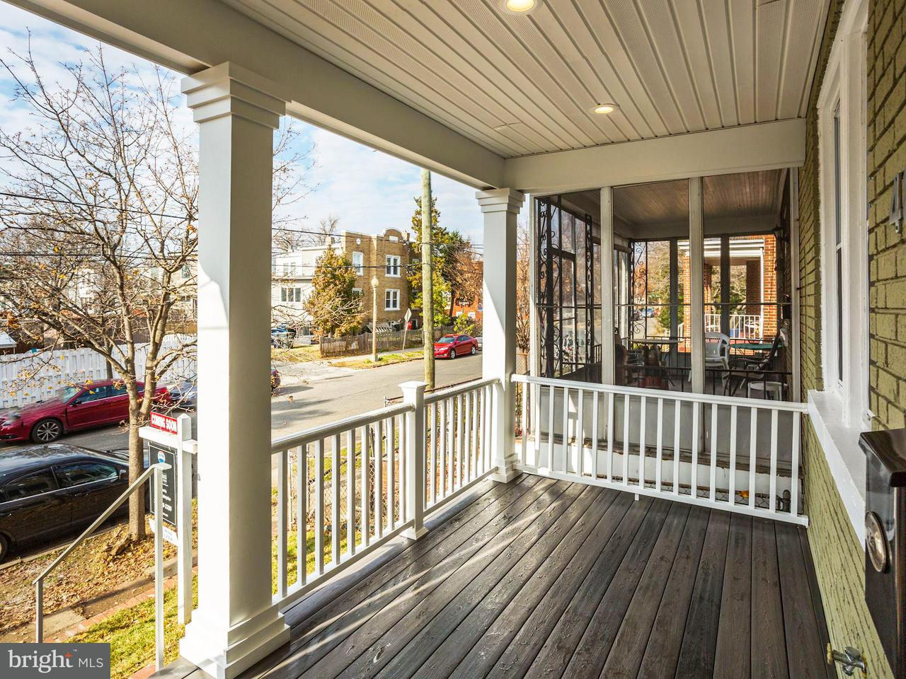 Additional photo for property listing at 4805 8th St Nw 4805 8th St Nw Washington, District De Columbia 20011 États-Unis