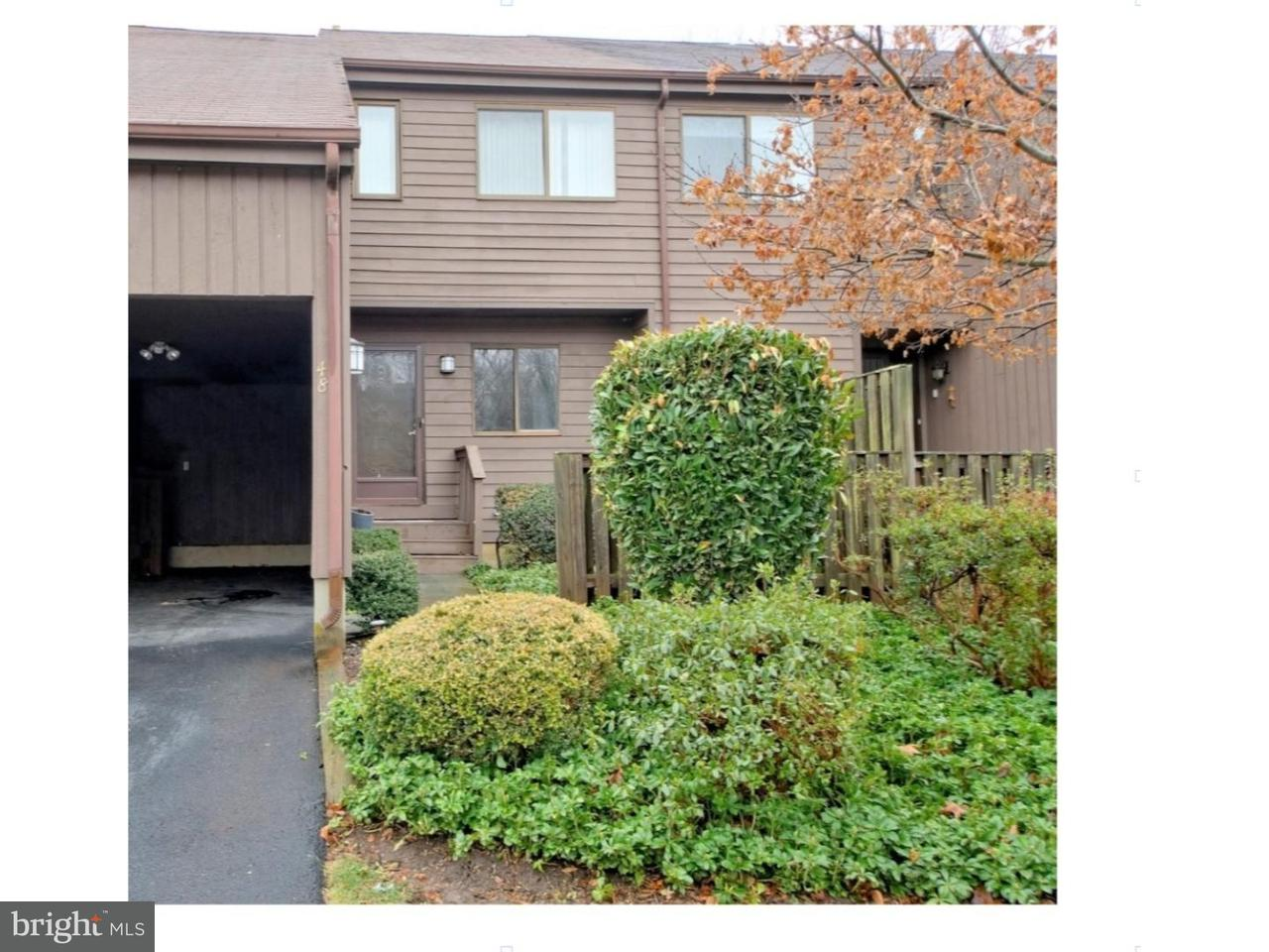 Townhouse for Rent at 48 JACOB Court Ewing Township, New Jersey 08628 United StatesMunicipality: Ewing Township
