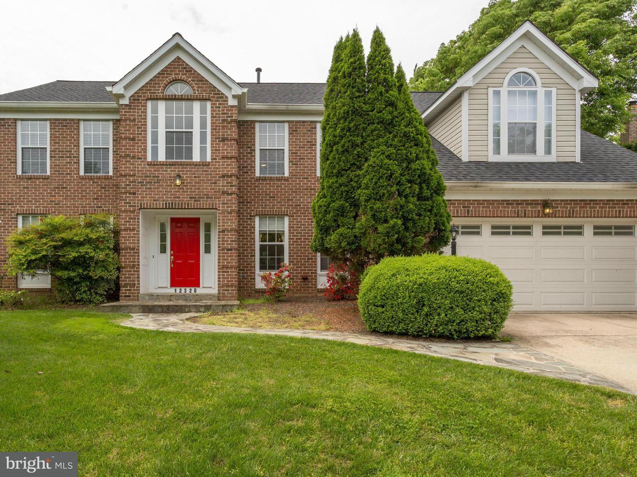 Einfamilienhaus für Verkauf beim 12320 Pissaro Drive 12320 Pissaro Drive North Potomac, Maryland 20878 Vereinigte Staaten