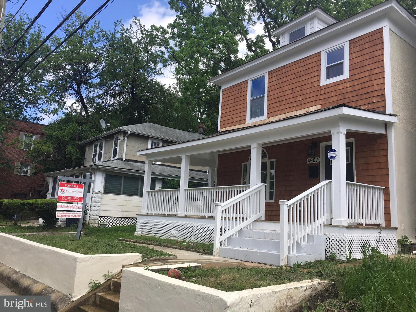 Single Family for Sale at 4907 Sheriff Rd NE Washington, District Of Columbia 20019 United States