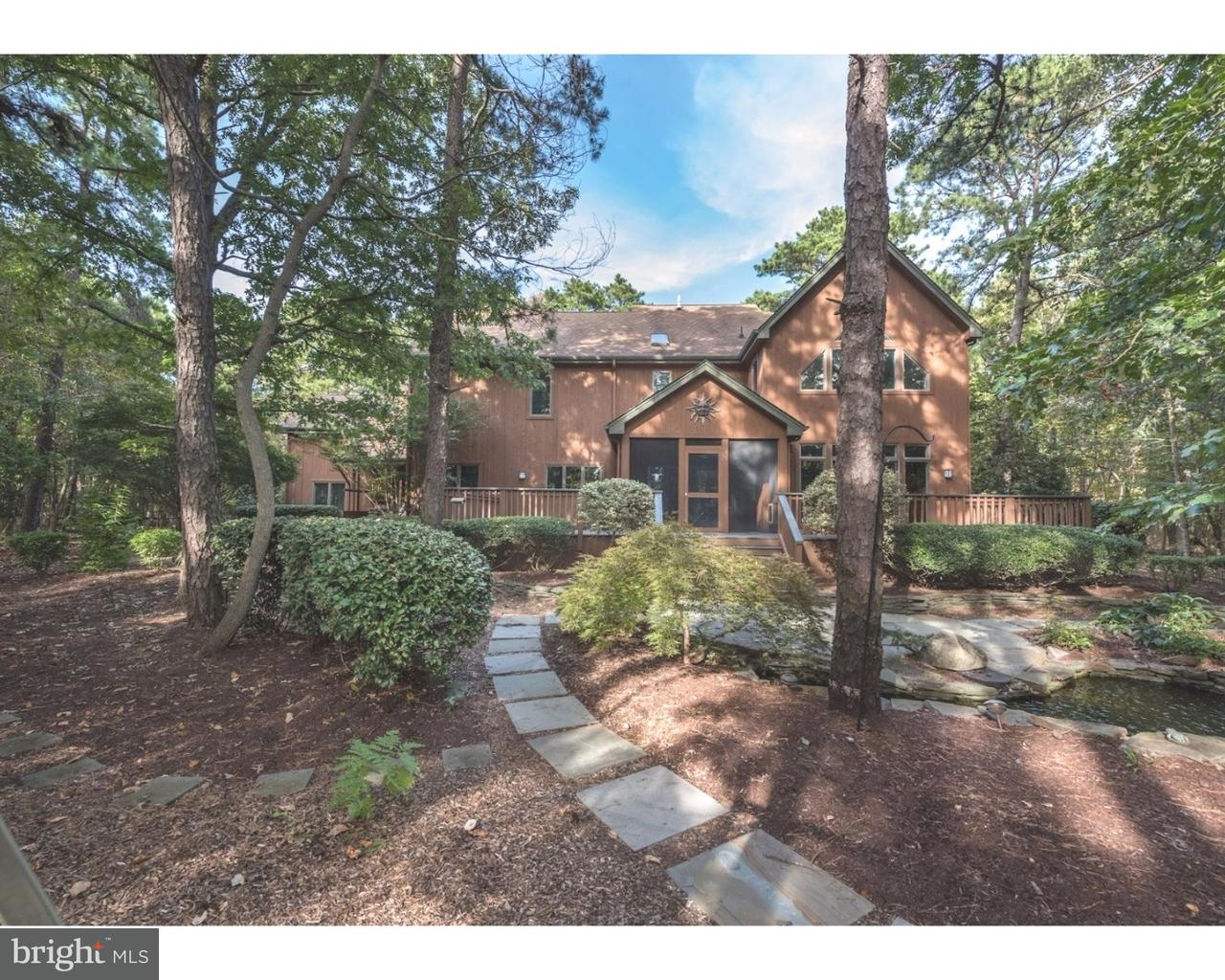 Частный односемейный дом для того Продажа на 1 SILVER STAR Trail Medford, Нью-Джерси 08055 Соединенные Штаты
