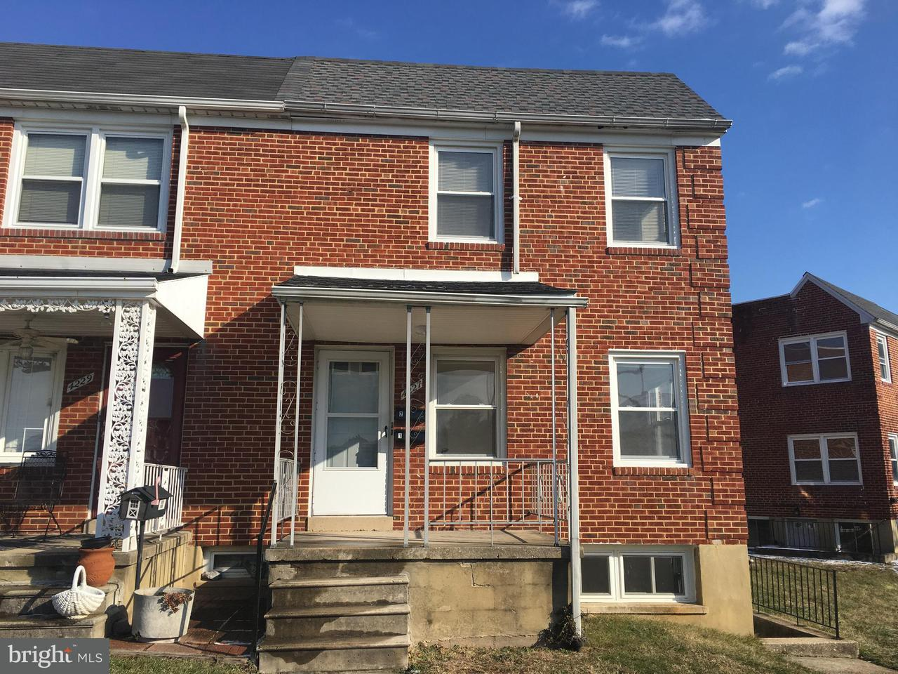 Other Residential for Rent at 4227 Newport Ave #unit 2 Baltimore, Maryland 21211 United States