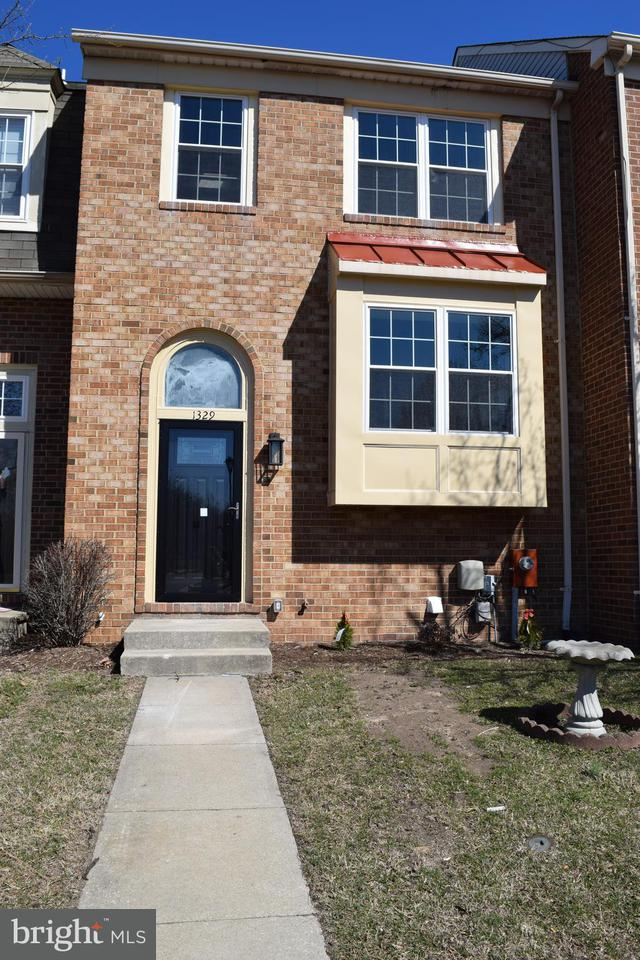 Single Family for Sale at 1329 Riverwood Way Curtis Bay, Maryland 21226 United States