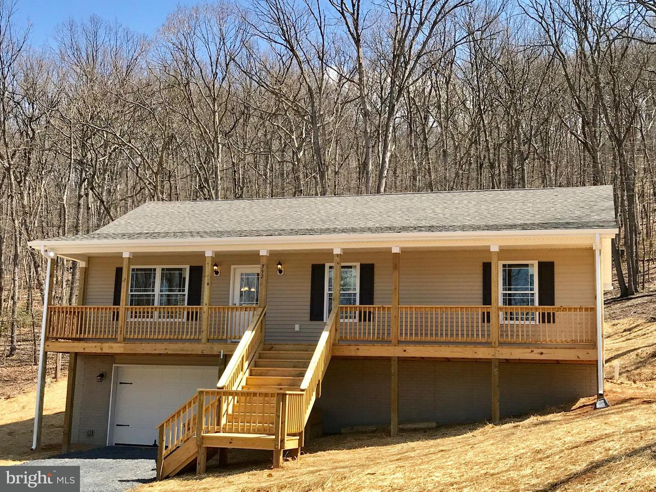 Single Family for Sale at 352 Dry Run Ct Front Royal, Virginia 22630 United States