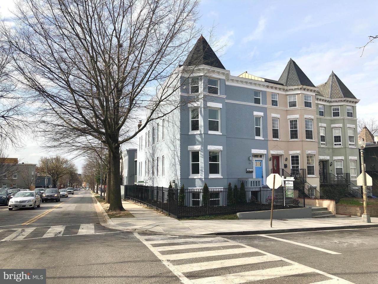 Single Family for Sale at 15 S St NE #1 Washington, District Of Columbia 20002 United States