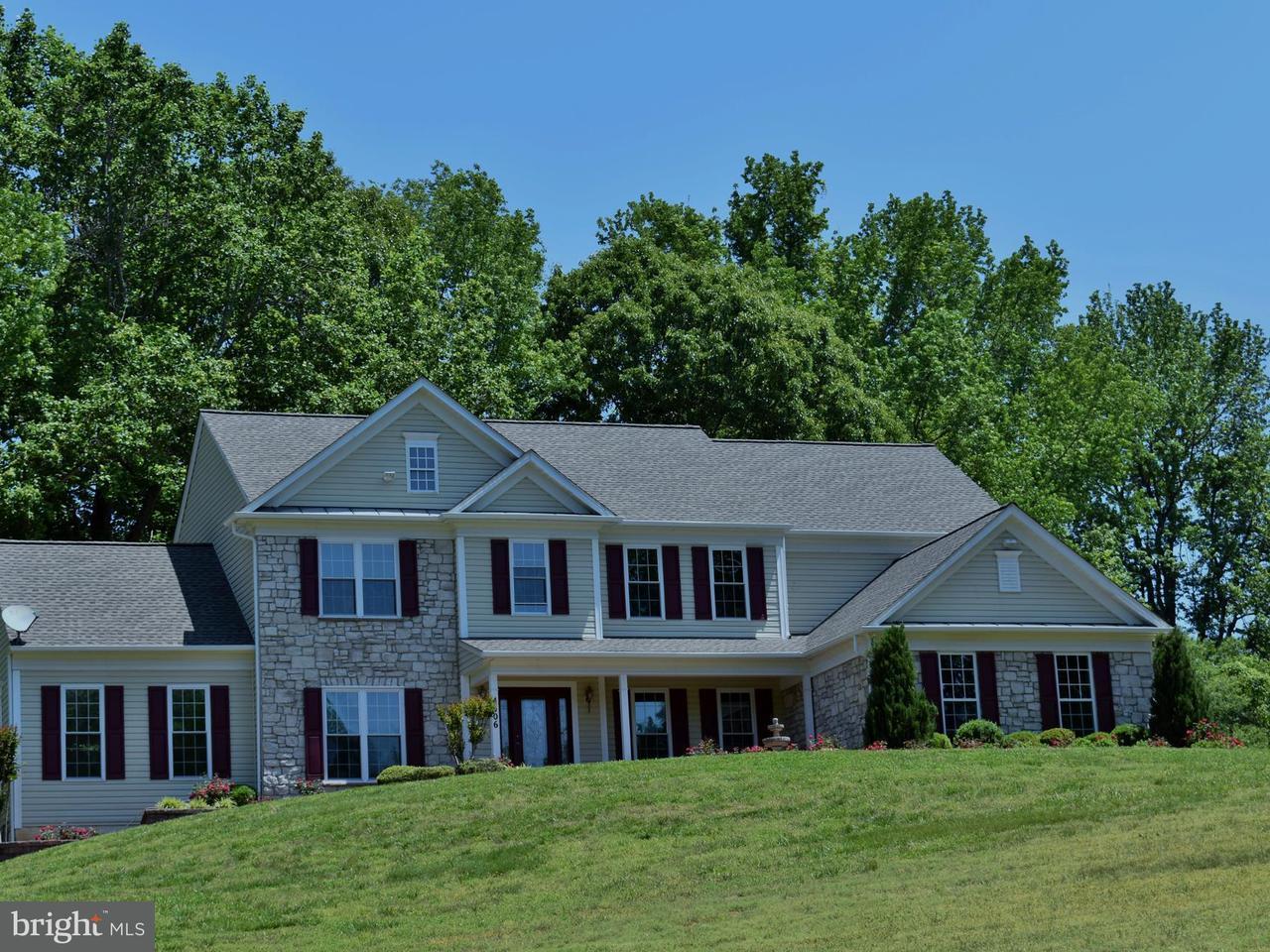 Moradia para Venda às 4406 Claybrooke Drive 4406 Claybrooke Drive Lothian, Maryland 20711 Estados Unidos