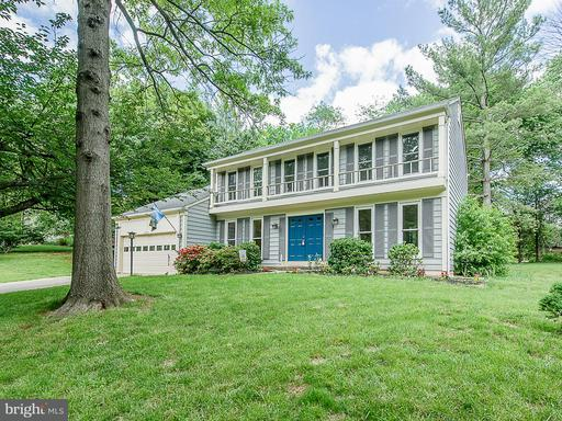 Property for sale at 9555 Many Mile Mews, Columbia,  MD 21046