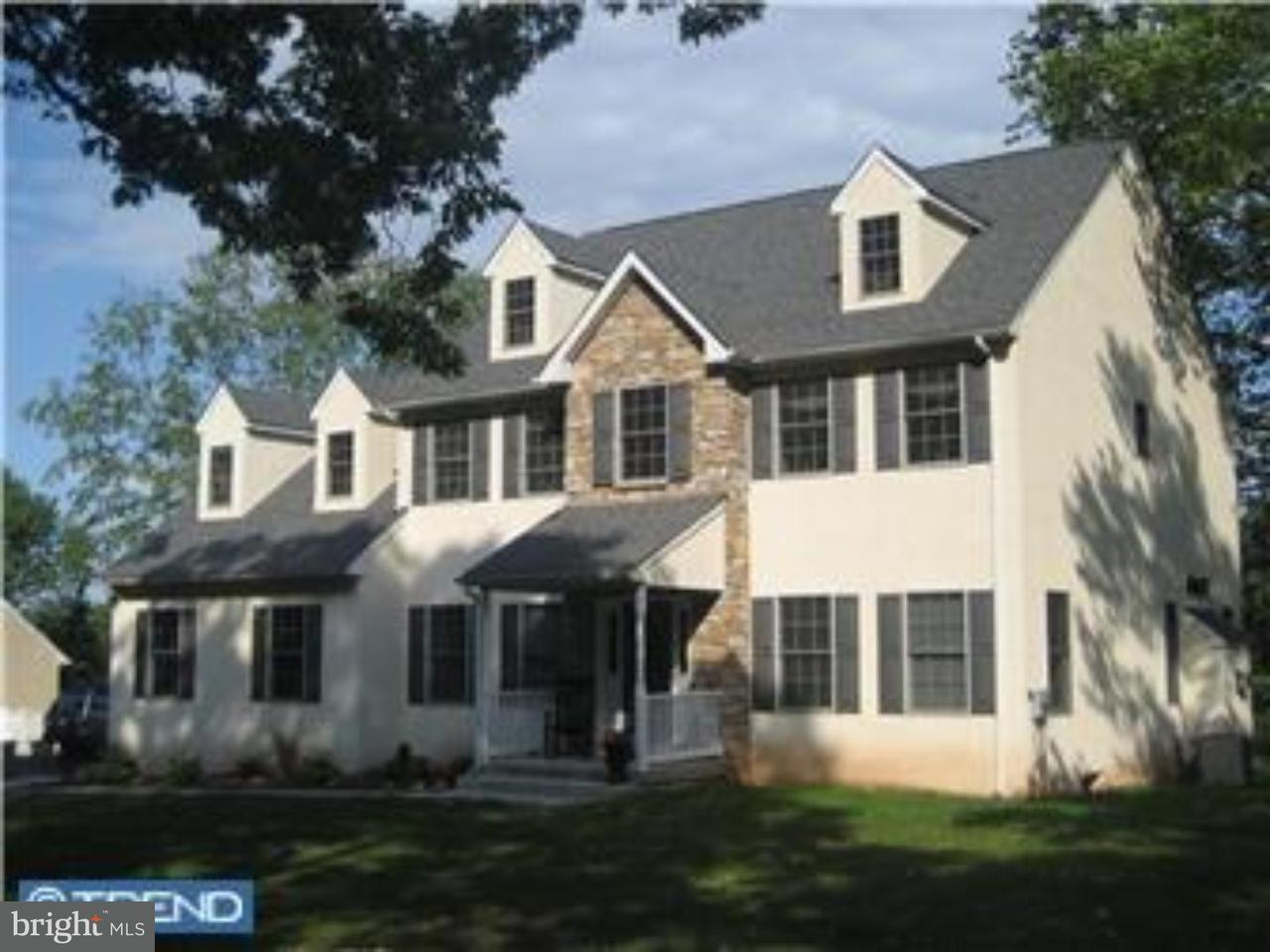 Частный односемейный дом для того Продажа на 229 W 7TH Avenue Trappe, Пенсильвания 19426 Соединенные Штаты