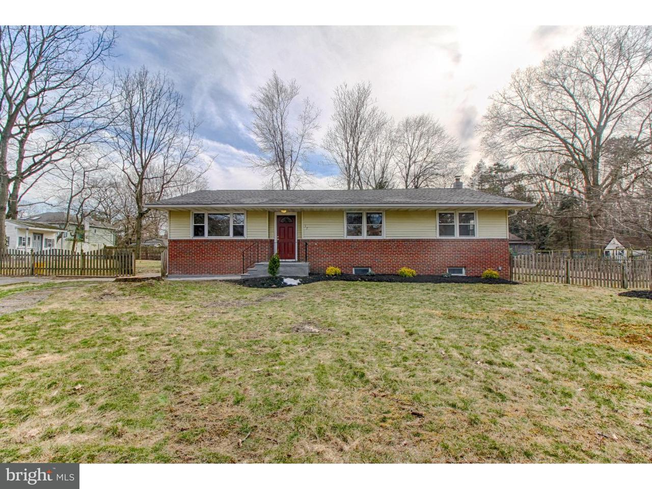 Single Family Home for Sale at 17 MCKEE Road Gibbsboro, New Jersey 08026 United States