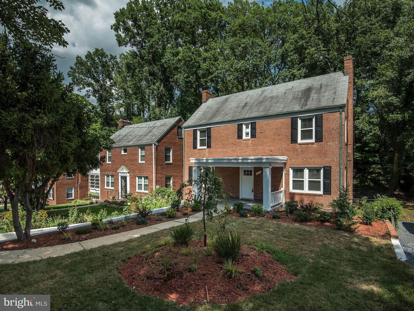 Single Family for Sale at 2132 32nd Pl SE Washington, District Of Columbia 20020 United States