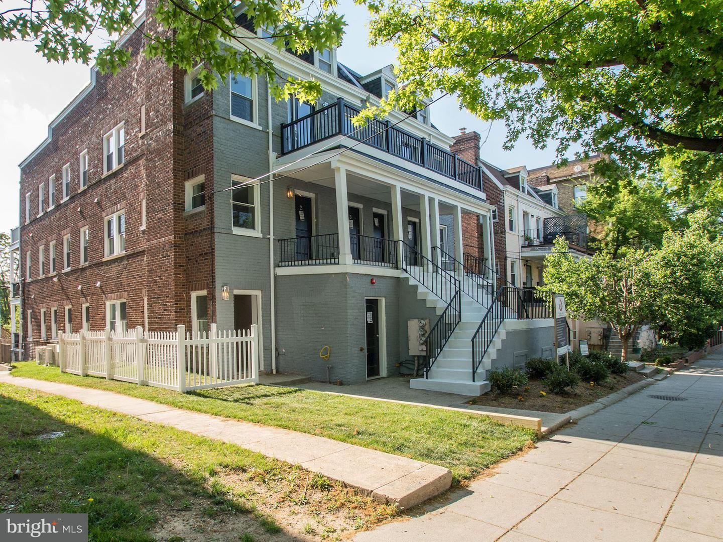 Single Family for Sale at 4104 14th St NW #1 Washington, District Of Columbia 20011 United States