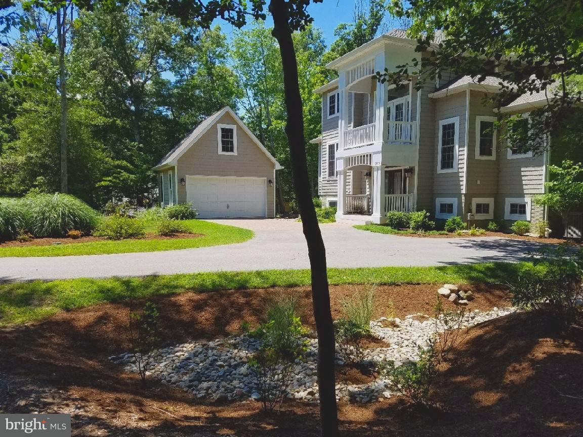 Casa Unifamiliar por un Venta en 13175 Woodbank Road 13175 Woodbank Road Lusby, Maryland 20657 Estados Unidos