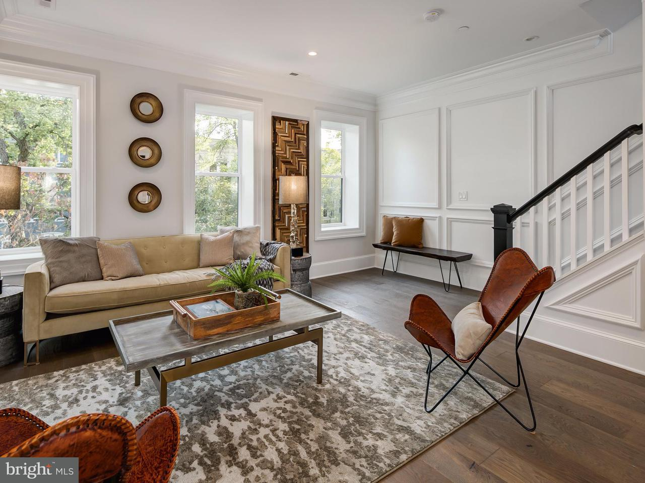 Additional photo for property listing at 1307 Riggs St Nw #2 1307 Riggs St Nw #2 Washington, 哥倫比亞特區 20005 美國