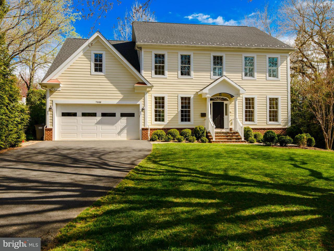 Single Family for Sale at 7008 Capitol View Dr McLean, Virginia 22101 United States