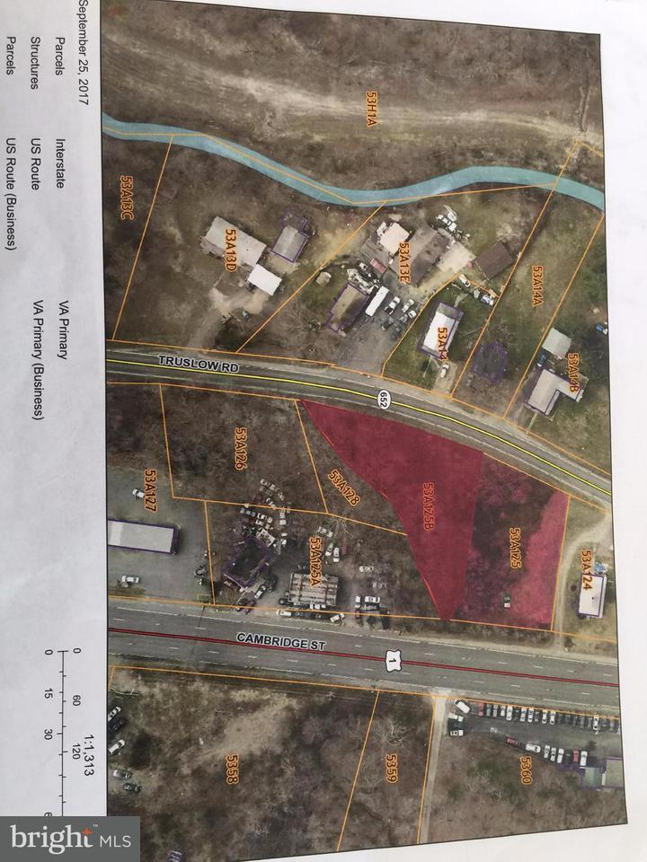 Land for Sale at Cambridge St Falmouth, Virginia 22405 United States