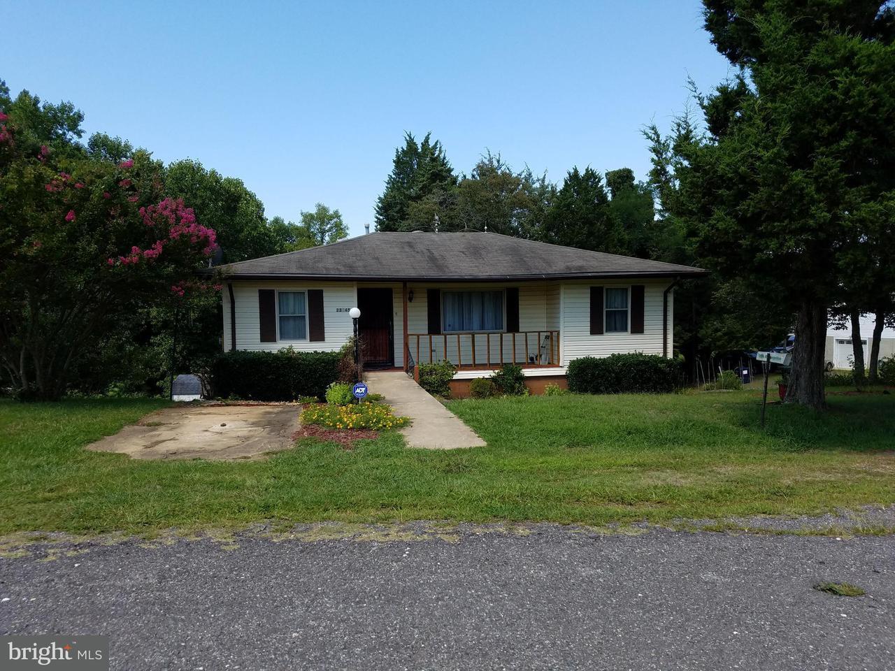 Single Family for Sale at 23145 Upland Dr Bushwood, Maryland 20618 United States