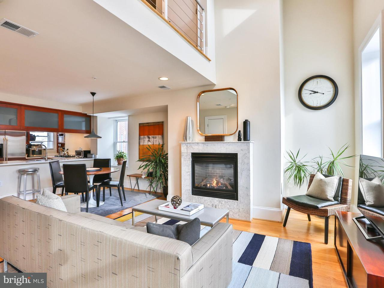 Townhouse for Sale at 1321 R St Nw #4 1321 R St Nw #4 Washington, District Of Columbia 20009 United States