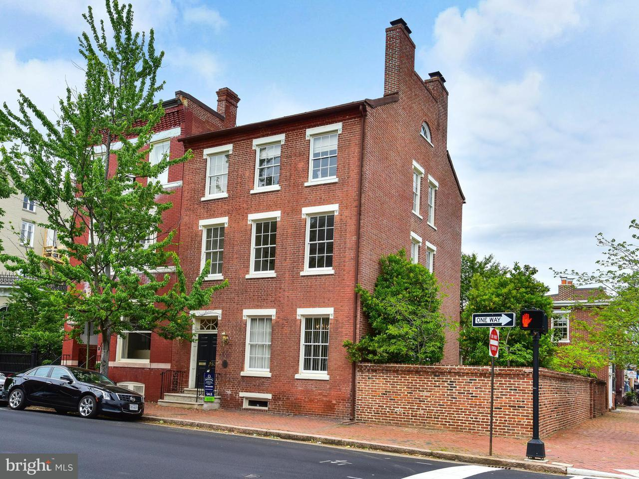 Commercial for Sale at 803 Prince Street 803 Prince Street Alexandria, Virginia 22314 United States