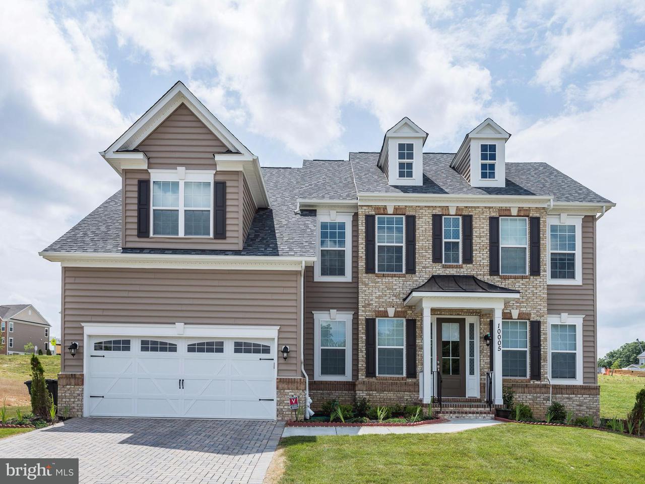 Maison unifamiliale pour l Vente à 10023 Fennel Way 10023 Fennel Way Laurel, Maryland 20723 États-Unis