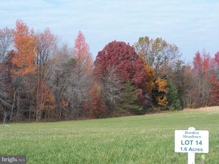 Land for Sale at 14 Georgia Cir Bumpass, Virginia 23024 United States
