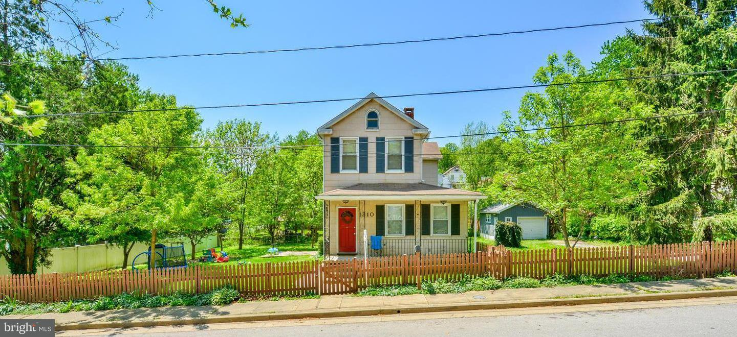 Other Residential for Sale at 1310 Forest Hill Ave Baltimore, Maryland 21230 United States