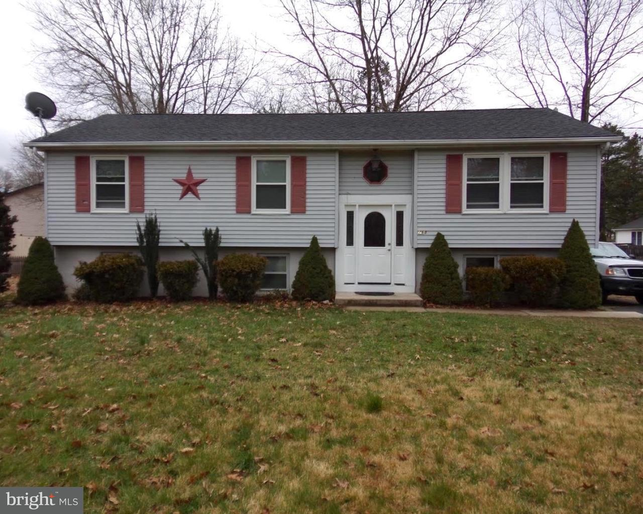 Nhà ở một gia đình vì Bán tại 768 6TH Road Buena Vista Township, New Jersey 08346 Hoa Kỳ