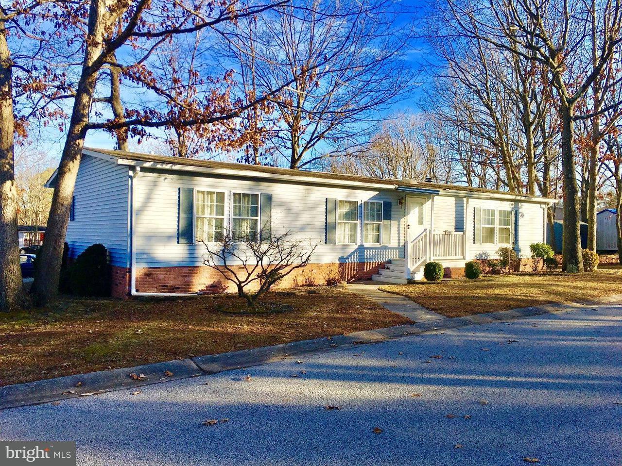 Mobile Homes pour l Vente à 37 LOFT MOUNTAIN Drive Sicklerville, New Jersey 08081 États-Unis