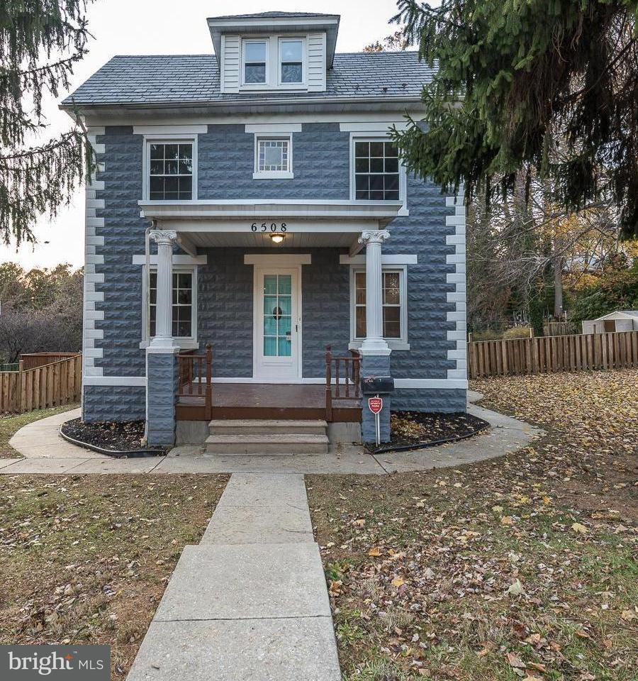 Single Family for Sale at 6508 Brook Ave Baltimore, Maryland 21206 United States