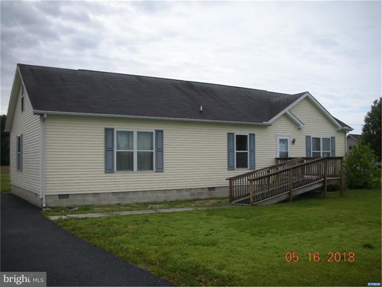 Casa Unifamiliar por un Venta en 23397 HOLLYVILLE Road Harbeson, Delaware 19951 Estados Unidos