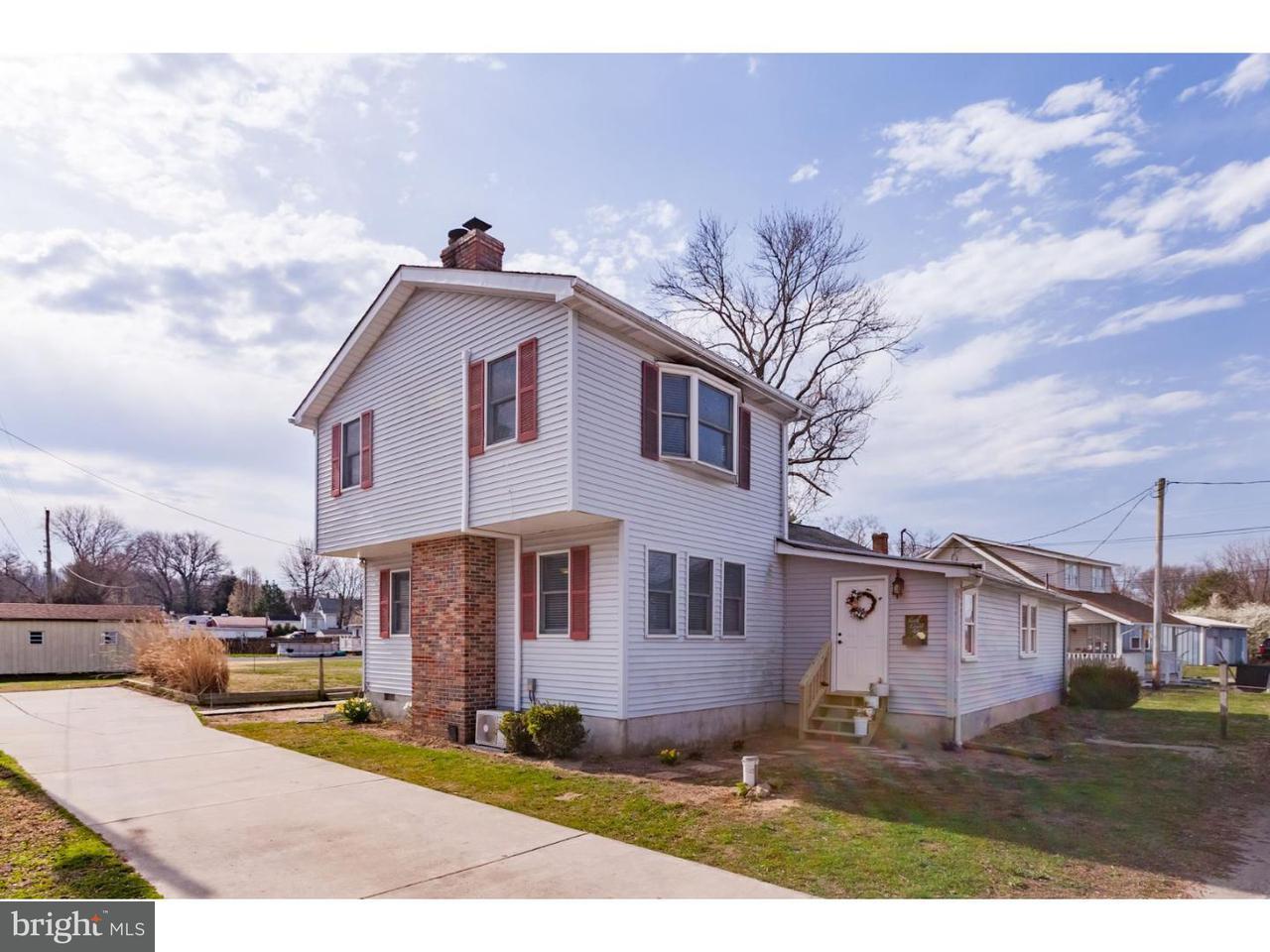 Частный односемейный дом для того Продажа на 12 S LOCUST Avenue Elsinboro Township, Нью-Джерси 08079 Соединенные Штаты