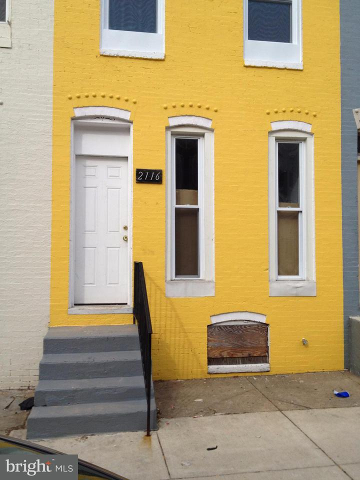 Other Residential for Rent at 2116 Ridgehill Ave Baltimore, Maryland 21217 United States