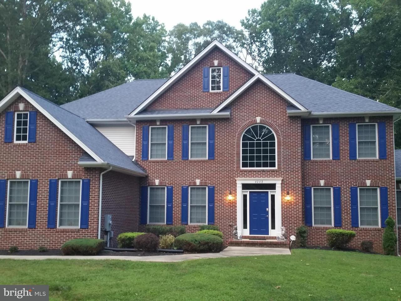 獨棟家庭住宅 為 出售 在 4048 Hanson Road 4048 Hanson Road White Plains, 馬里蘭州 20695 美國