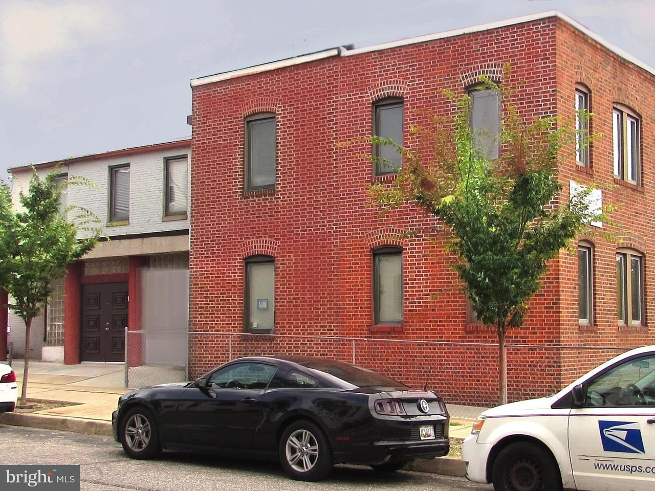Commercial for Sale at 200 25th St Baltimore, Maryland 21218 United States