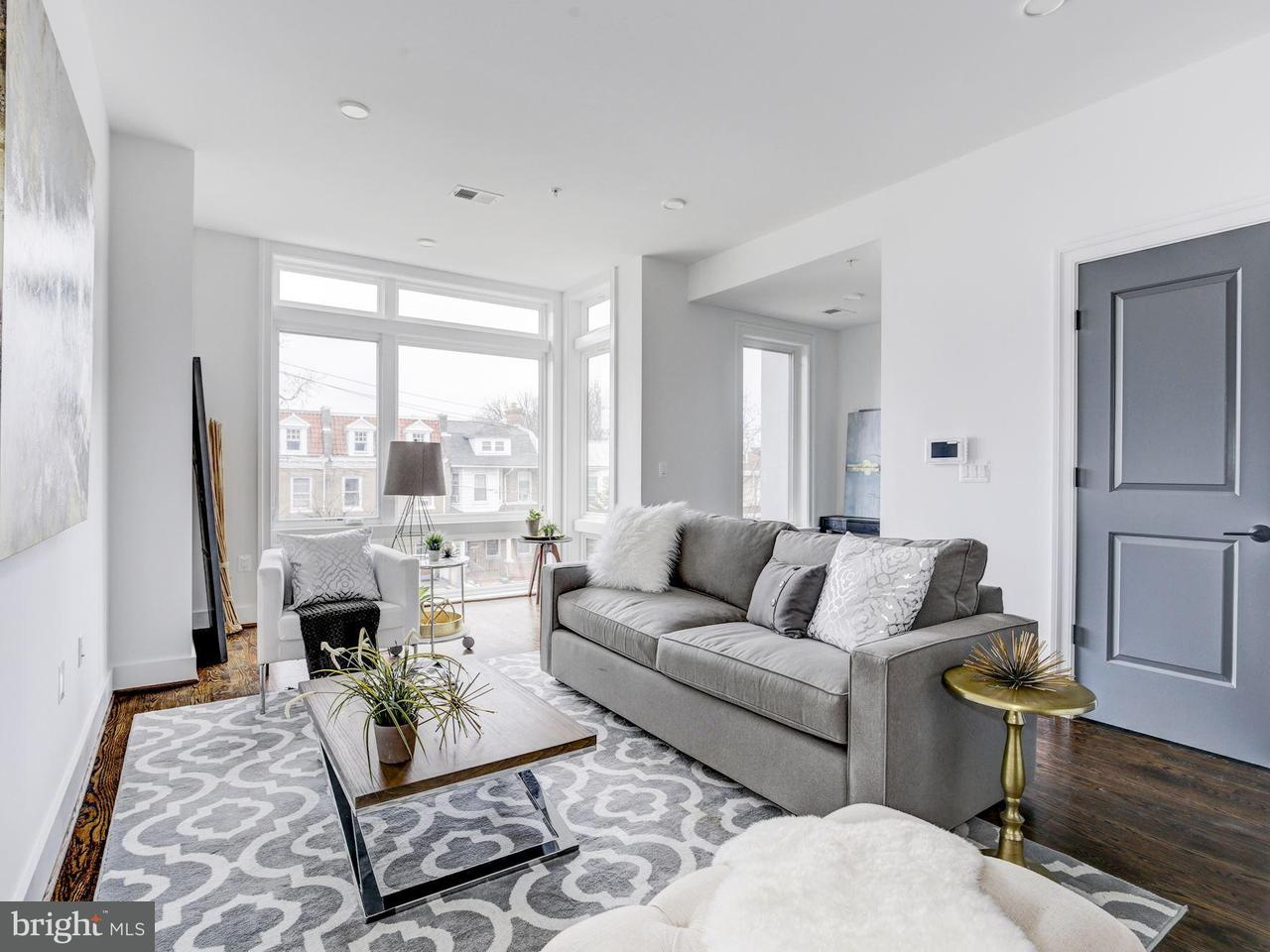 Single Family Home for Sale at 4201 8th St Nw #1 4201 8th St Nw #1 Washington, District Of Columbia 20011 United States
