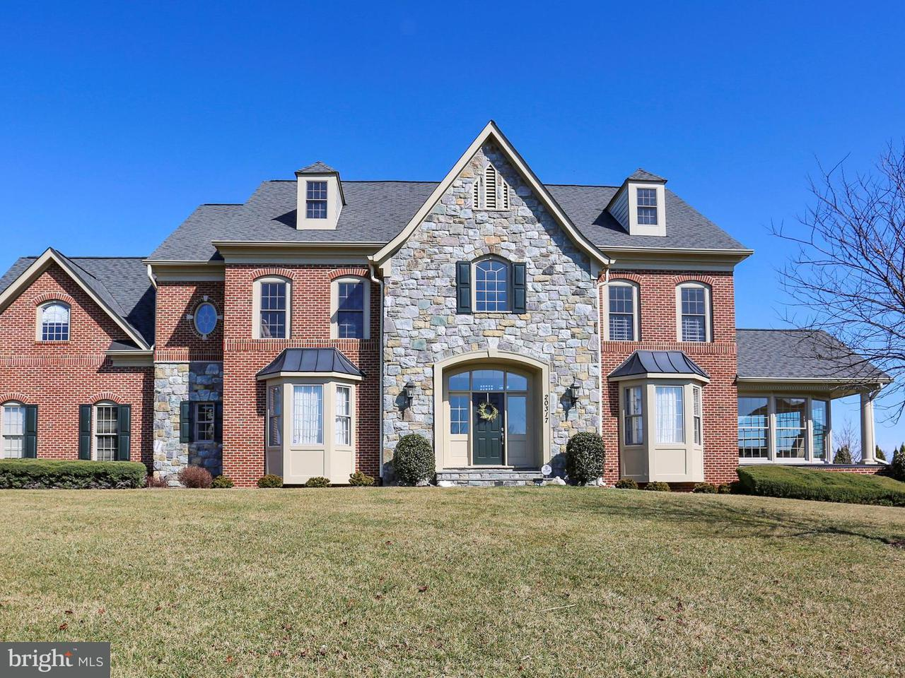 Villa per Vendita alle ore 20317 Wiley Court 20317 Wiley Court Laytonsville, Maryland 20882 Stati Uniti