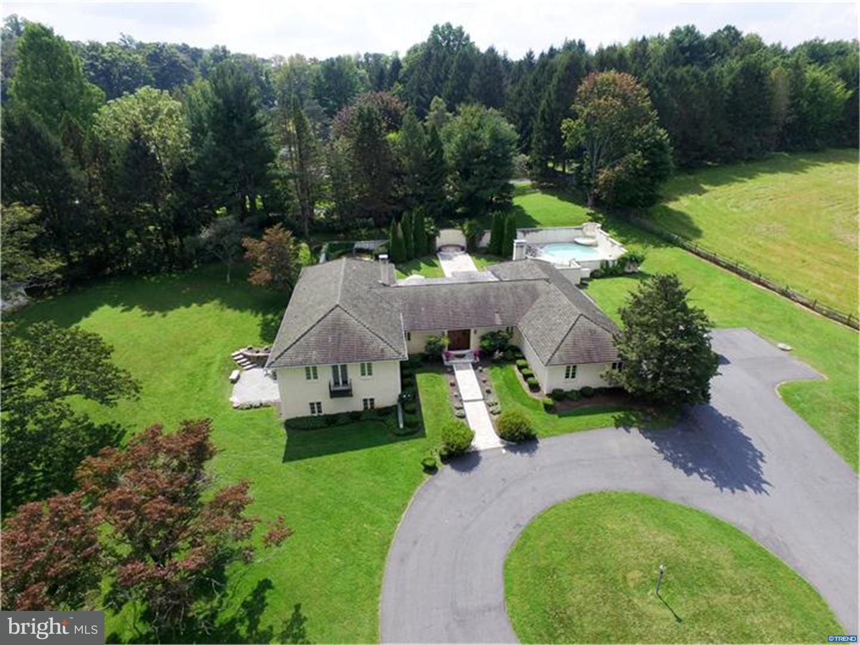 Nhà ở một gia đình vì Bán tại 126 ADAMS DAM Road Montchanin, Delaware 19807 Hoa Kỳ
