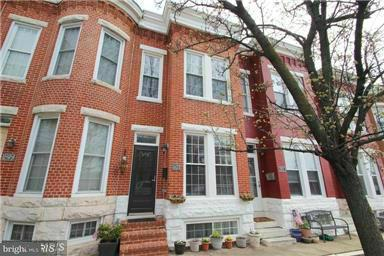 Other Residential for Rent at 1821 Belt St Baltimore, Maryland 21230 United States