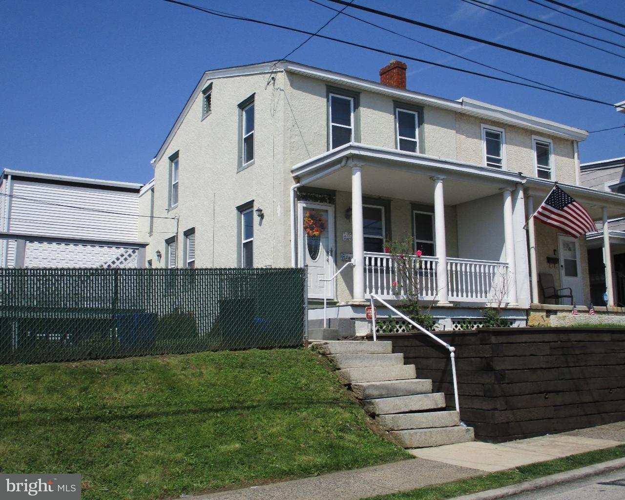 Single Family Home for Sale at 36 S PENN Street Clifton Heights, Pennsylvania 19018 United States