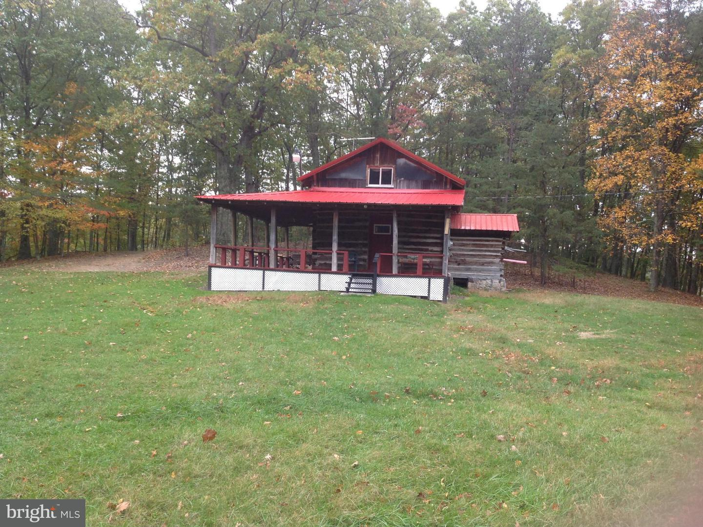 Single Family for Sale at 13 Golden Horseshoe Lane Upper Tract, West Virginia 26866 United States