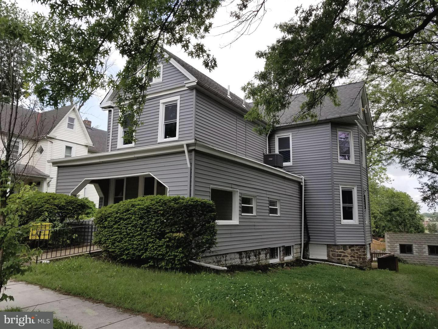 Single Family for Sale at 3306 Harford Rd Baltimore, Maryland 21218 United States