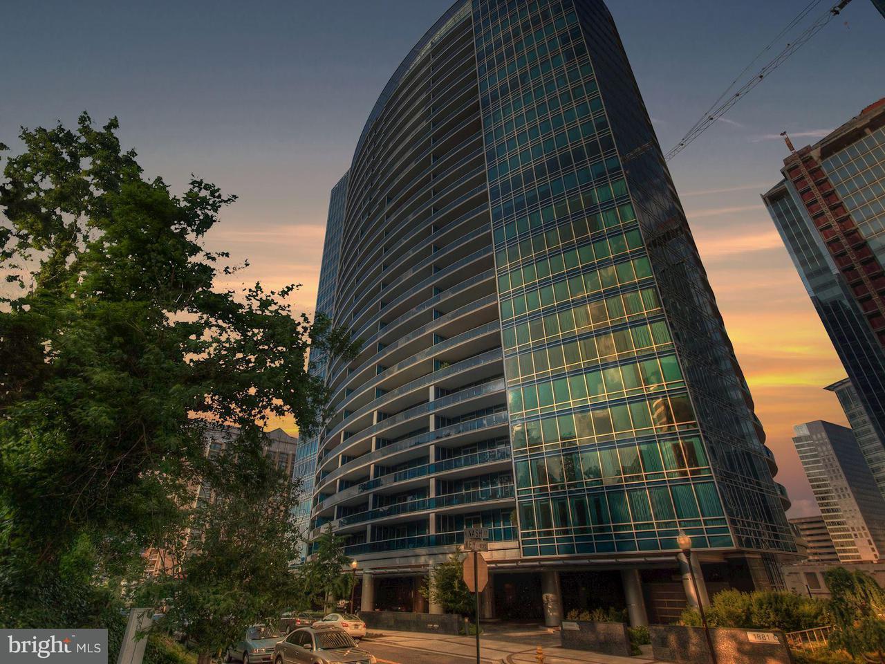 Condominium for Rent at 1881 Nash St #1404 Arlington, Virginia 22209 United States
