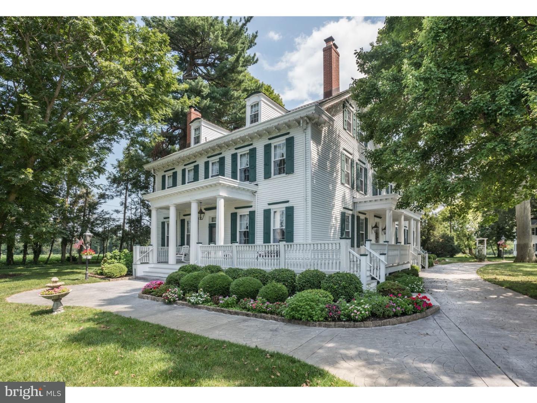 Casa Unifamiliar por un Venta en 50-52 EAYRESTOWN Road Medford, Nueva Jersey 08055 Estados Unidos