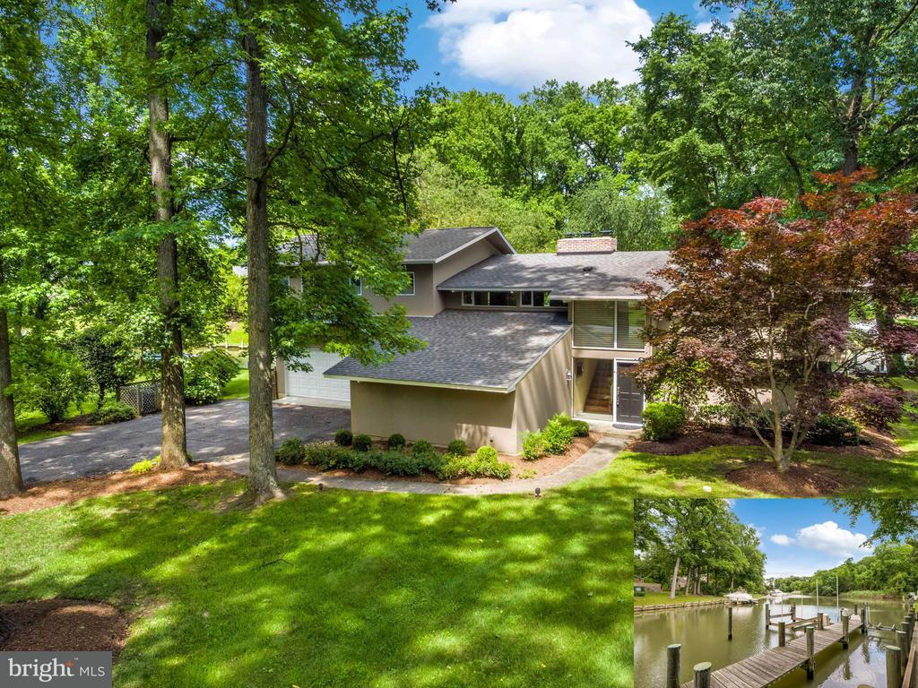 2109  HARBOR DRIVE, Annapolis in ANNE ARUNDEL County, MD 21409 Home for Sale