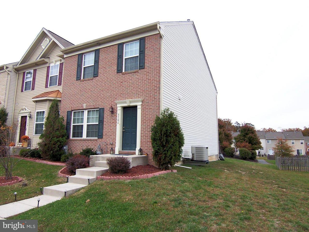 Other Residential for Rent at 3106 Raking Leaf Dr Abingdon, Maryland 21009 United States
